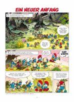 Schlümpfe und das verlorene Dorf, Die # 04
