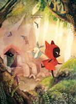Rotwölfchen