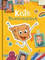 Kiste - Mein Kiste Freundschaftbuch