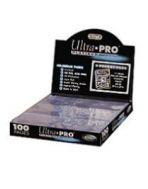 UP - Platinum 9er Ordner-Seiten (100)