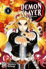 Demon Slayer - Kimetsu no Yaiba Bd. 08