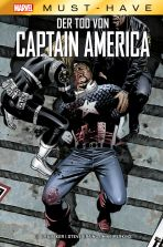 Marvel Must-Have: Der Tod von Captain America