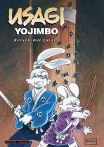 Usagi Yojimbo # 18 - Reisen mit Jotaro