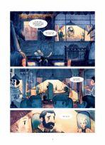 entsetzliche Angst der Epiphanie Schreck, Die # 02 (von 2)