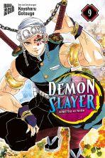 Demon Slayer - Kimetsu no Yaiba Bd. 09