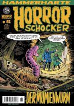 Horrorschocker # 61 - Der Mumienwurm