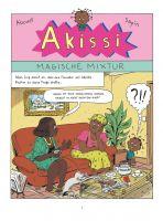 Akissi (03) - Magische Mixtur