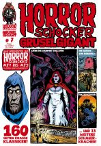 Horrorschocker Grusel Gigant # 07