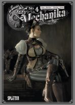 Lady Mechanika Collector's Edition # 04