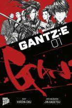 Gantz:E  Bd. 01