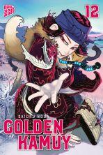Golden Kamuy Bd. 12