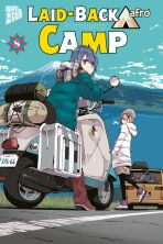Laid-Back Camp Bd. 08