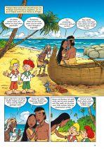 Mosaik # 549 - Odyssee in Ozeanien