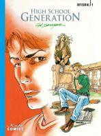 High School Generation Integral # 01