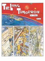 Moebius Collection: The Long Tomorrow / Die blinde Zitadelle / Die Augen der Katze