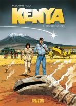 Kenya # 01 (von 5, Splitter Verlag)