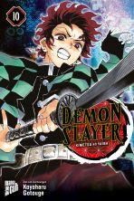 Demon Slayer - Kimetsu no Yaiba Bd. 10