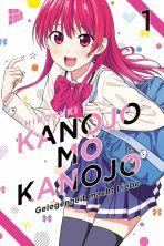 Kanojo mo Kanojo - Gelegenheit macht Liebe Bd. 01