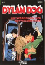 Dylan Dog # 35 Die Verbrechen der Gottesanbeterin