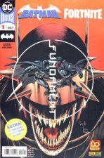 Batman/Fortnite: One Shot