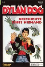 Dylan Dog # 13 - Geschichten eines Niemand