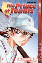 PRINCE OF TENNIS, THE Bd. 02