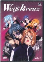 WEISS KREUZ - DVD Vol. 02