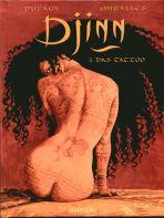 Djinn # 03 - Das Tattoo