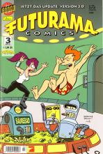 Futurama Comics # 03