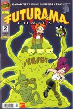 Futurama Comics # 02