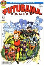 Futurama Comics # 06