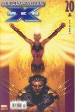 Ultimativen X - Men, die # 20