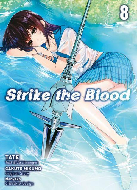 Strike The Blood Bd 08