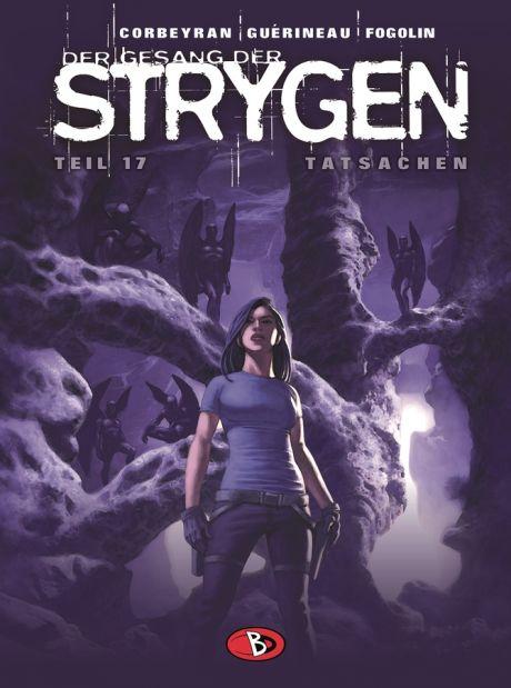 Der Gesang der Strygen 15  Bunte Dimension  Verlag Neuware