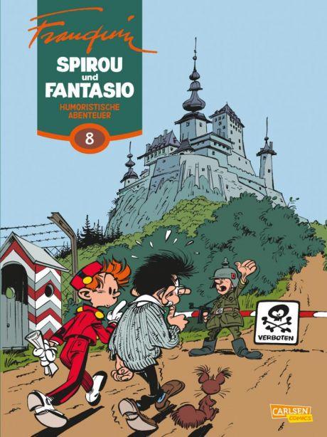 Carlsen Comics deutsch NEUWARE Spirou /& Fantasio Gesamtausgabe 9