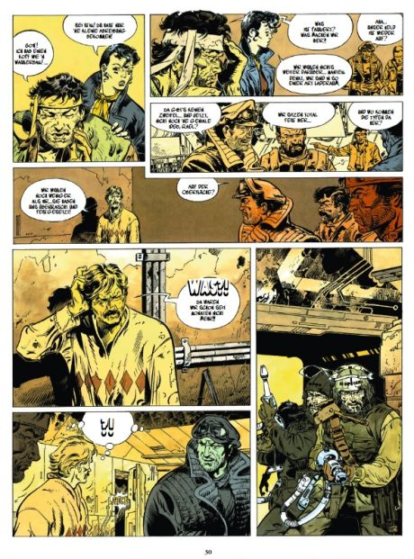 Im Schatten der Sonne  Kult Comics  Neuware