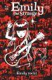 Emily the Strange Comic Band 04 (von 4) - Emily rockt!