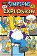 Simpsons Comics Sonderband Explosion # 01