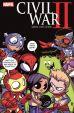 Civil War II # 01 (von 9) Variant-Cover B