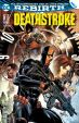 Deathstroke (Serie ab 2017, Rebirth) # 01