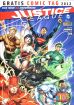 2012 Gratis Comic Tag - Justice League
